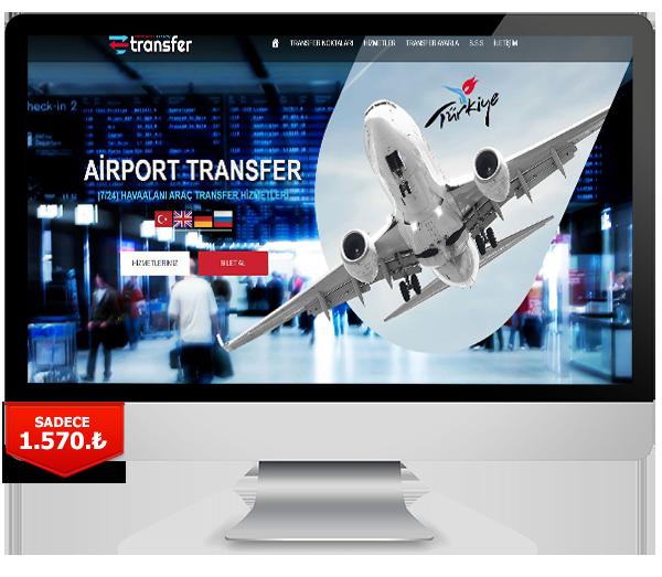 Hazır Havalanı Web Yazılımı