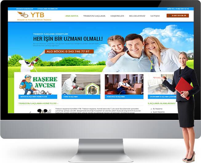 Trabzon Web Tasarım - Referansları