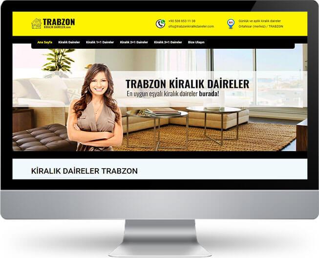 Trabzon Web Tasarım Referansları
